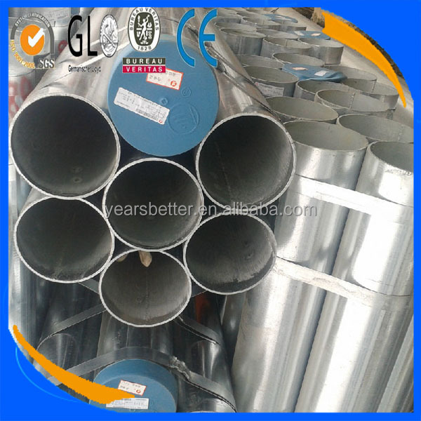 galvanized steel electrical imc conduit/imc pipe/imc tube