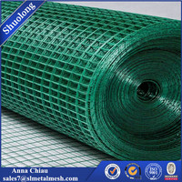 "3/4""inch galvanized welded wire mesh roll for dog cage or bird cage"