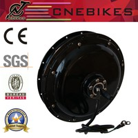 48V 60v 1500W electric bike hub motor convertion motorized bike kit