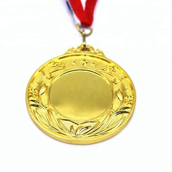 2018 hot sale custom carnival blank 60mm medal