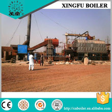83% efficiency 30 days delivery time biomass peanut shell fired steam boiler manufacturer