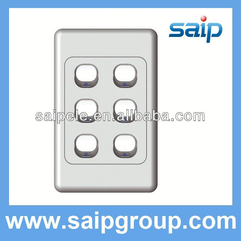 2013 newest wall switch electric wall switch blank plate