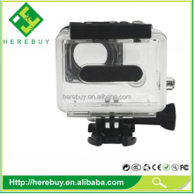 Waterproof Case gopro hero3 waterproof shell cover Housing with Side Opening with Lens for Gopro hero 3