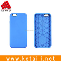 Silicone Cell Phone Cover for iPhone, Silicone Mobile Phone Case, Silicone Phone Back Skin Cover