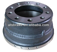 Brake drums used for heavy trucks