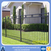 Square/ Flat oval / Oval / Round / Groove galvanized steel fence panels