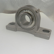 Stainless steel pillow block bearing p206 bearing units