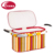 foldable disposable picnic basket set insulated