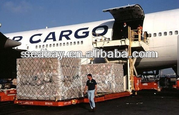 Taiwan/China/Hong Kong Air freight to Cyprus