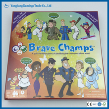 High Quality Paper Material Custom Printing Educational Board Games for Kids