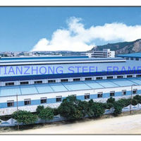 Galvanized Steel Construction Building