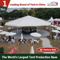 Aluminum Frame Round Metal Gazebo with Different Size