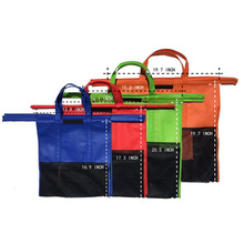 Wholesale Eco Friendly Non Woven Foldable Shopping Trolley Bag