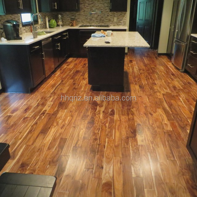 Engineered or floating wood Prefinished antique parquet oak engineered timber flooring(Floating)