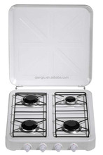 Four burner Europe gas stove,gas cooker,gas burner with cover