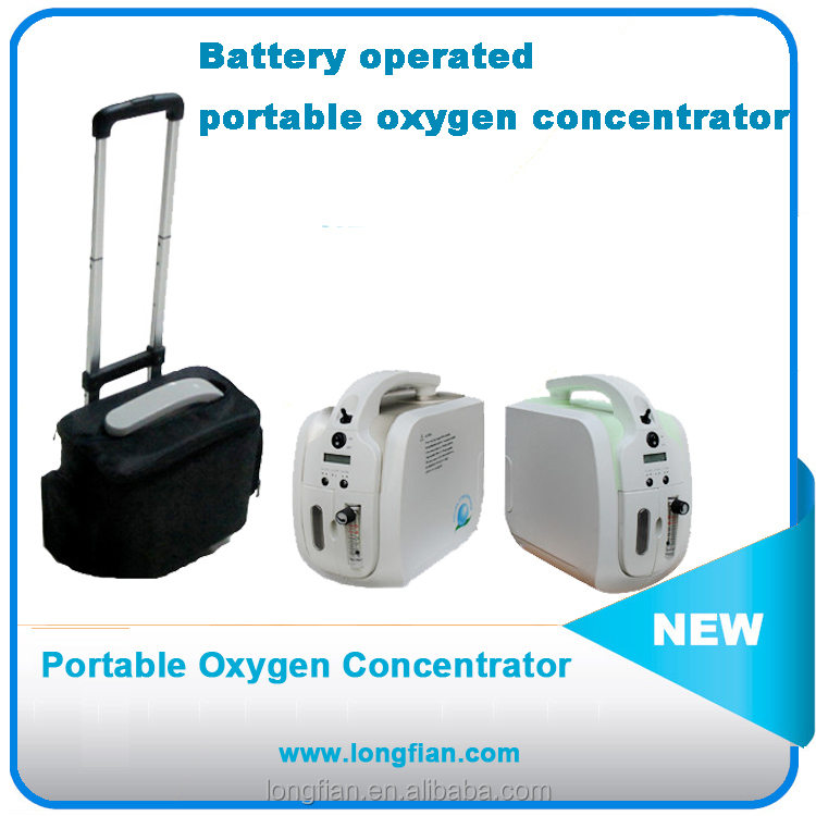 Good price Mini portable electric oxygen concentrator with battery
