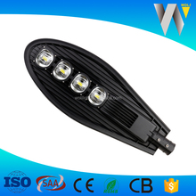 Zhongshan factory outdoor IP65 waterproof cob led street light 200w with ISO9001