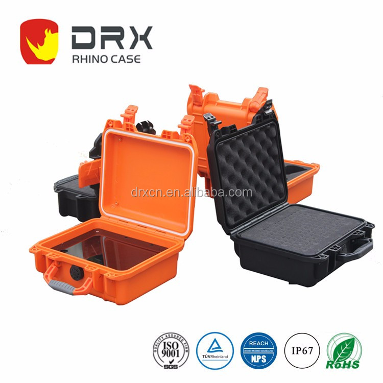RHINO IP68 Hard carrying tool military plastic case box
