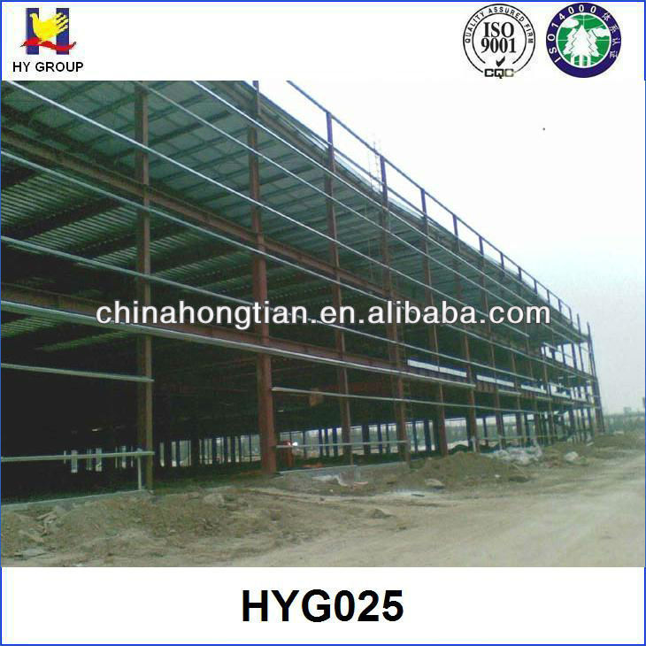 Multi-storey Steel Structure Shopping Center
