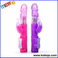 AAA battery operated 7 speed vibrator real skin touch long sex sexy cock