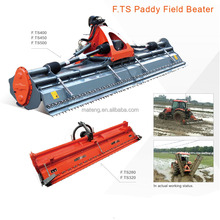 3-point pto F.TS paddy field 3-point pto hitch rotary tiller for sale