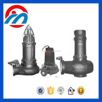 WQ vertical inline sewage centrifugal pump for city water