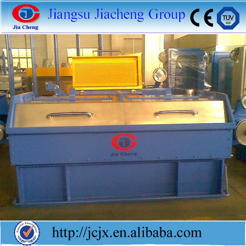 Copper Wire Drawing Machine For Cable Making Equipment