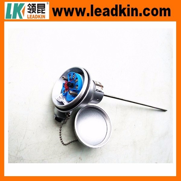 Leadkin wholesale Thermocouple / RTD Temperature Transmitter with 4-20mA Output