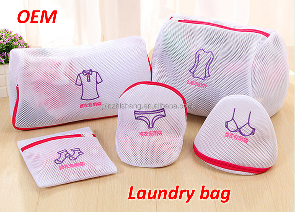 cheap laundry wash bag laundry nylon mesh laundry bag