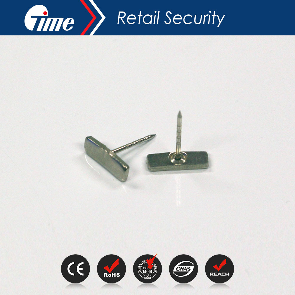 ONTIME PN6037 EAS Security Hard Tag Accessory Steel Pin
