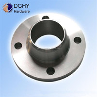 ANSI Wedling Neck Forged Flange Carbon