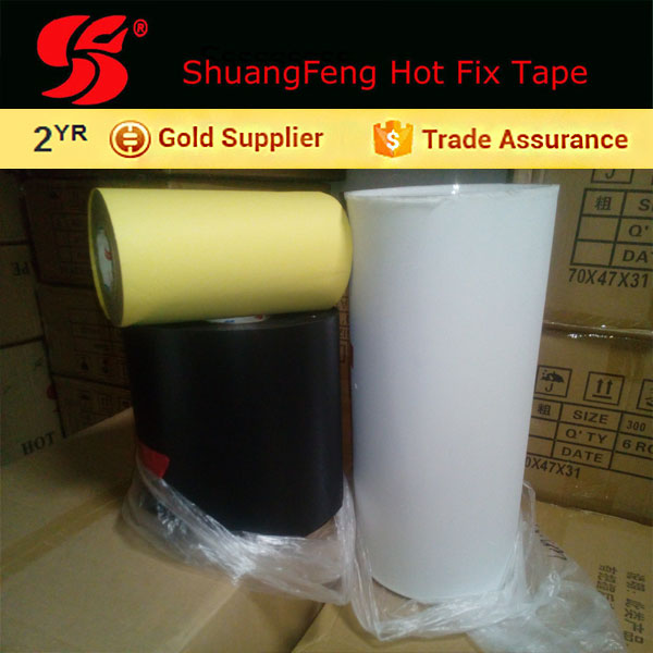 factory direct sale White high quality Hot melt adhesive omentum without paper