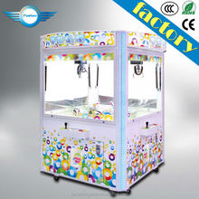 Funshare amusement park gift vending machine arcade toy crane claw machine for sale