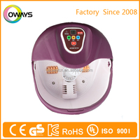 2015 new design spa pedicure foot tub