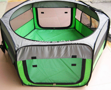 NEW SOFT MINI DOG OR CAT CAGE PET HOUSE FOR EXERCISE