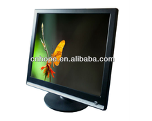 indoor Application and TFT Panel Type 1280x1024 DC12v 19 inch lcd Monitors for bus