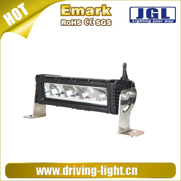 Single row 10''-50'' automobiles & motorcycles 40w to 240w off road China products light bar for truck .