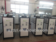 china mini air cooled water chiller manufact (laser cutting machine with water chiller)