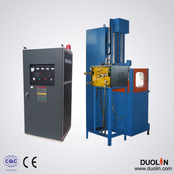 shaft gear induction heat treatment