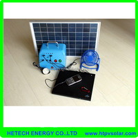 China factory direct 20w portable solar power system for sale