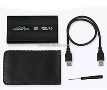 USB 3.0 SATA External Hard Drive Mobile Disk 2.5 HDD Enclosure