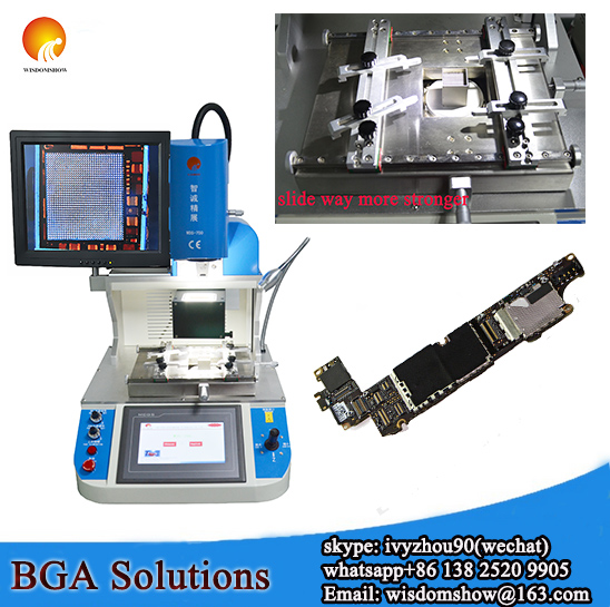 <strong>mobile</strong> repair WDS-700 bga reballing station for iPhone samsung xiaomi huawei BGA repair machine