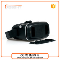 Active VR 3D glasses for blue film video open sex video 3d vr glasses OEM vr box glasses
