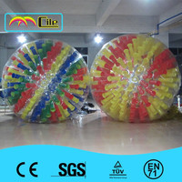 CILE Customized inflatable colorful Zorb ball for Adult for Kids
