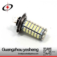 Top Quality Wholesale 3528 120smd 12v 30w 6000k H7 Fitment Car Motor High Power LED Bulb Fog Light