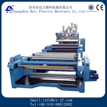 Cast film extrusion machine 2300mm