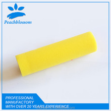 Yellow Color Texture Rough Surface Refill Sponge Decorative Paint Rollers Foam Roller Brush