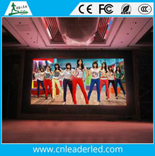 LEADER p4 indoor full color LED display screen(256X128mm)