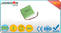 powerful 2.4v ni-mh rechargeable battery aaa