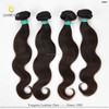 Hot Selling 2015 Fashion Double Weft Best Quality Burgundy Remy Hair Weave
